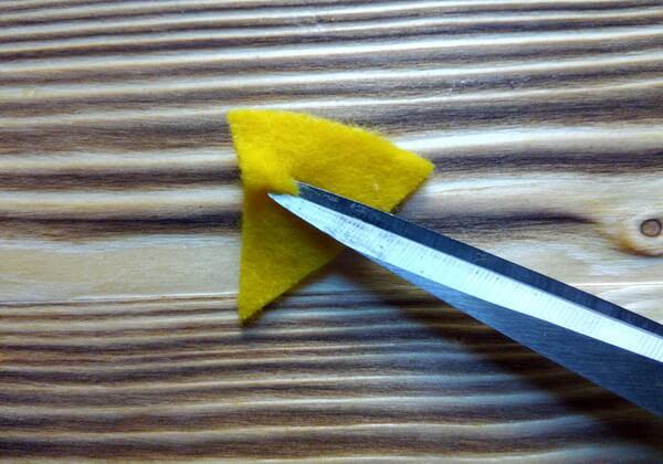 Подставки для кружек из фетра пошагово - шаг 21