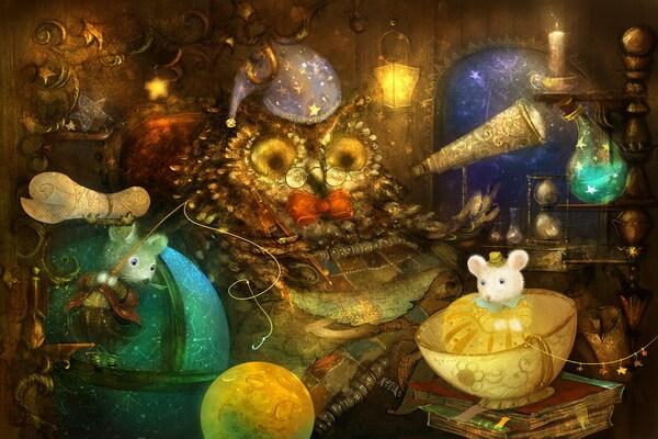 Творчество художницы-иллюстратора Полины Яковлевой