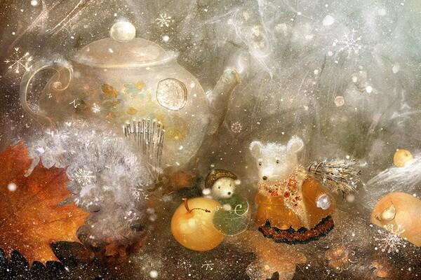 Сказочные иллюстрации Полины Яковлевой