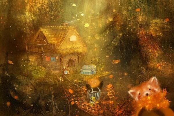 Работы художника-иллюстратора Полины Яковлевой