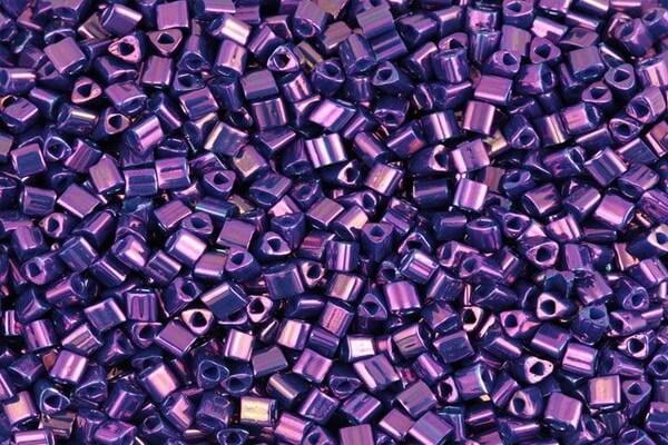 Разновидности бисера по форме - триангл