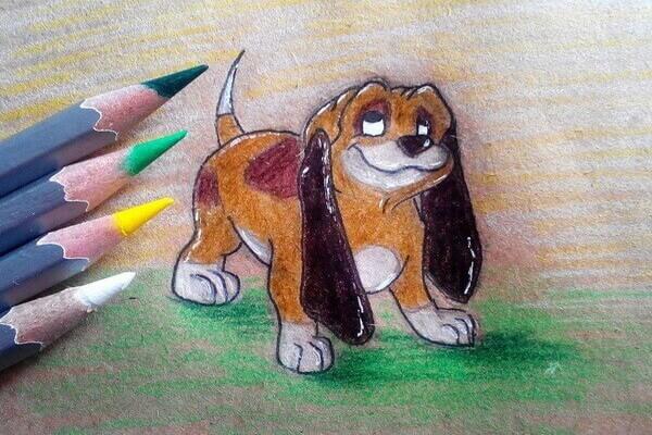 Как научиться рисовать героев мультфильмов - советы начинающим