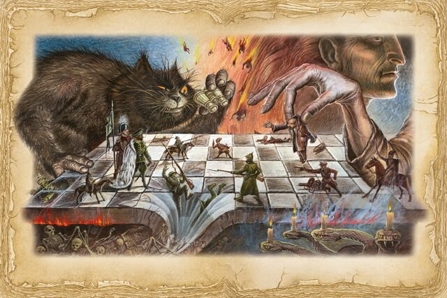 ТОП-10 самые мистические книги