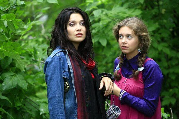 Российские сериалы про несколько поколений - «Ермоловы» (2008)