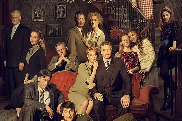 Лучшие российские сериалы про несколько поколений - популярные семейные саги