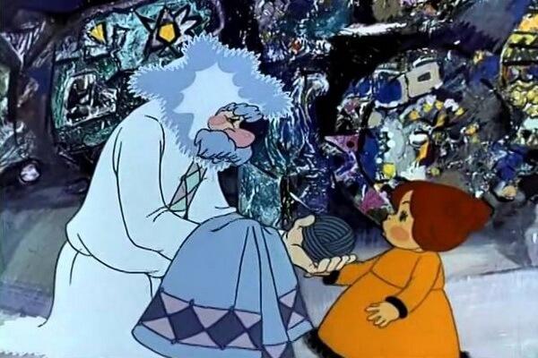 Советские мультфильмы про зиму - «Мороз Иванович» (1981)