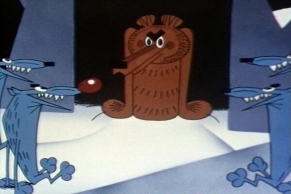 Лучшие советские мультфильмы про зиму - «Случилось это зимой» (1968)