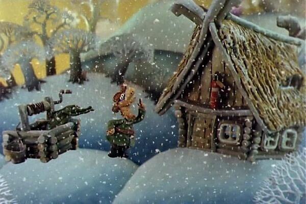 Лучшие советские мультфильмы про зиму - «Падал прошлогодний снег» (1983)