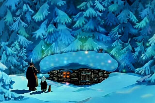 Лучшие советские мультфильмы про зиму