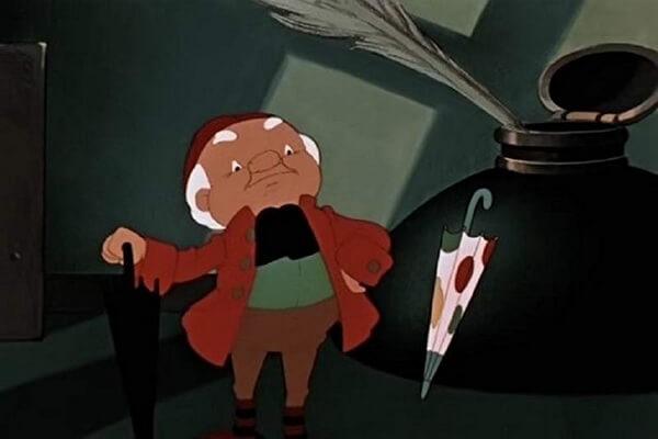 Персонажи мультфильма «Снежная королева» (1957)
