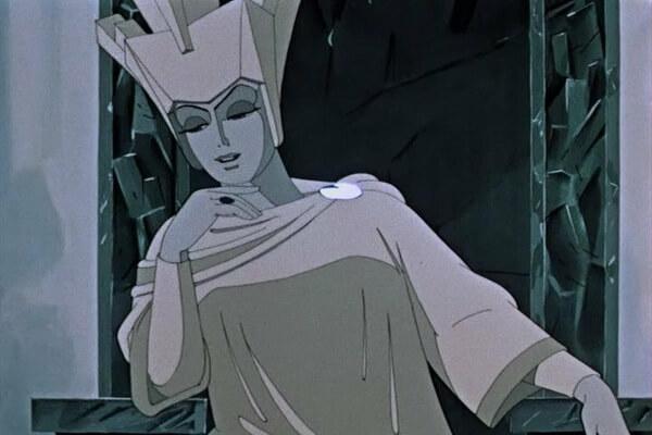 Кто озвучивал Снежную королеву в советском мультфильме «Снежная королева» (1957)