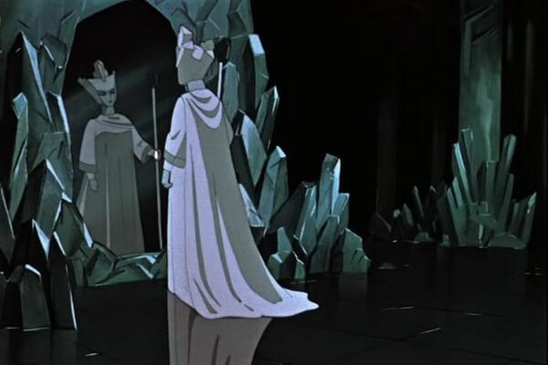 Как создавали советский мультфильм «Снежная королева» (1957)