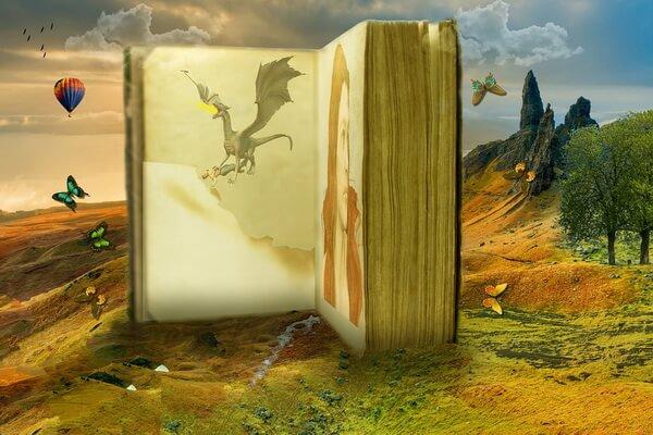 Советы начинающим писателям, как научиться писать книги - Крадите идеи, но создавайте своё творчество