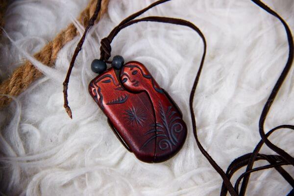 Древние амулеты на любовь - Узы Прима (Алтай)