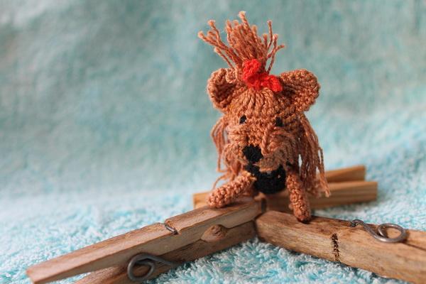 Вязание крючком амигуруми