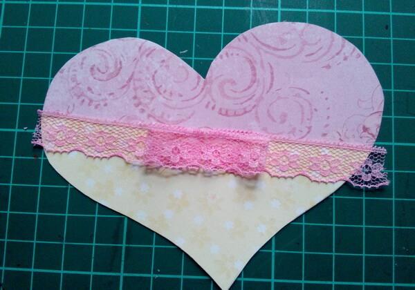 Сердце-валентинка пошагово - шаг 7