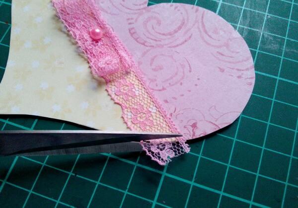 Сердце-валентинка пошагово - шаг 8