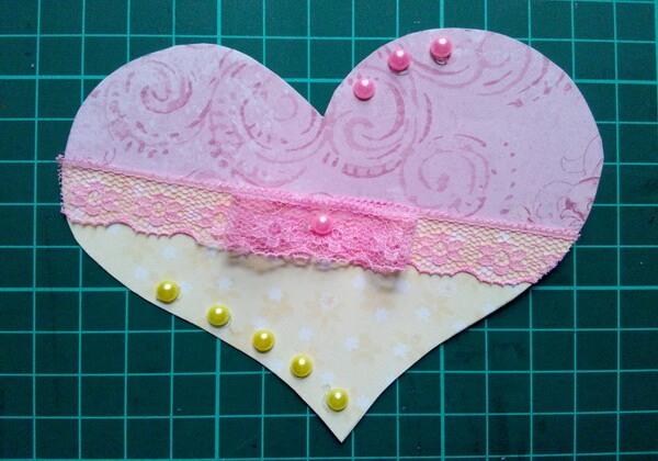 Сердце-валентинка пошагово - шаг 9