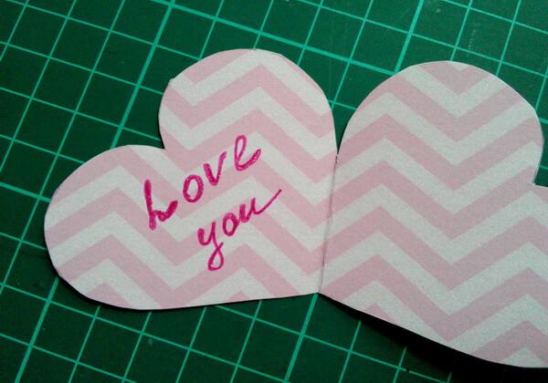 Сердце-валентинка пошагово - шаг 12