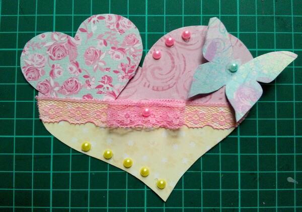 Сердце-валентинка пошагово - шаг 13