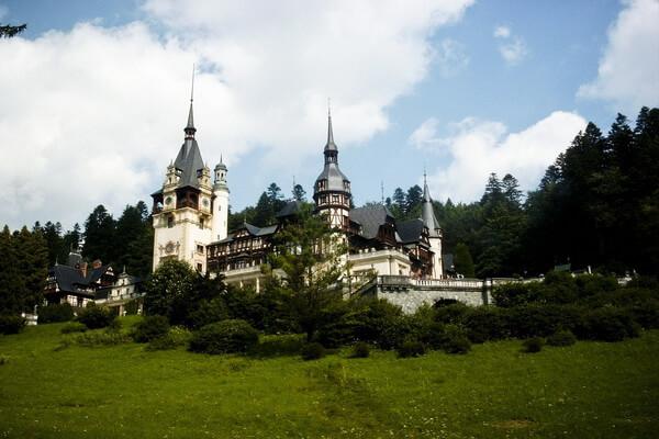 Средневековые пейзажи Трансильвании