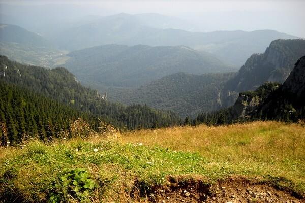 Пейзажи Трансильвании
