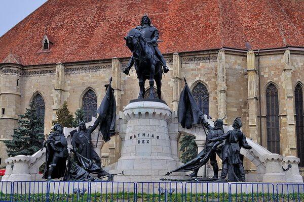 Путешествие по Трансильвании - Клуж-Напока