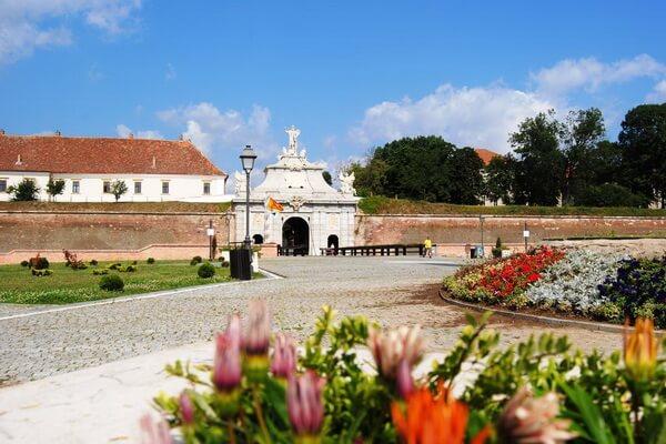 Путешествие по Трансильвании в Румынии - Дегустация вин в Алба-Юлия