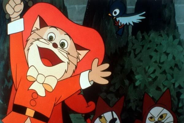 """Японский мультфильм """"Кот в сапогах"""" (1969) - история создания"""